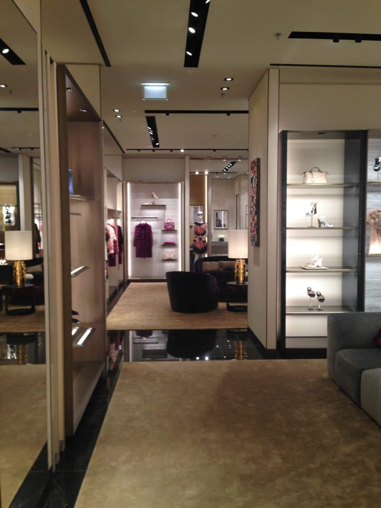 Fendi Shop, MALL OF EMIRATES