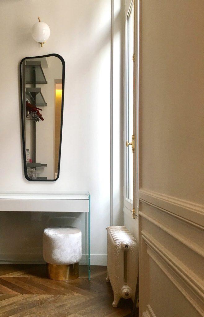 Residence in Paris, Paris