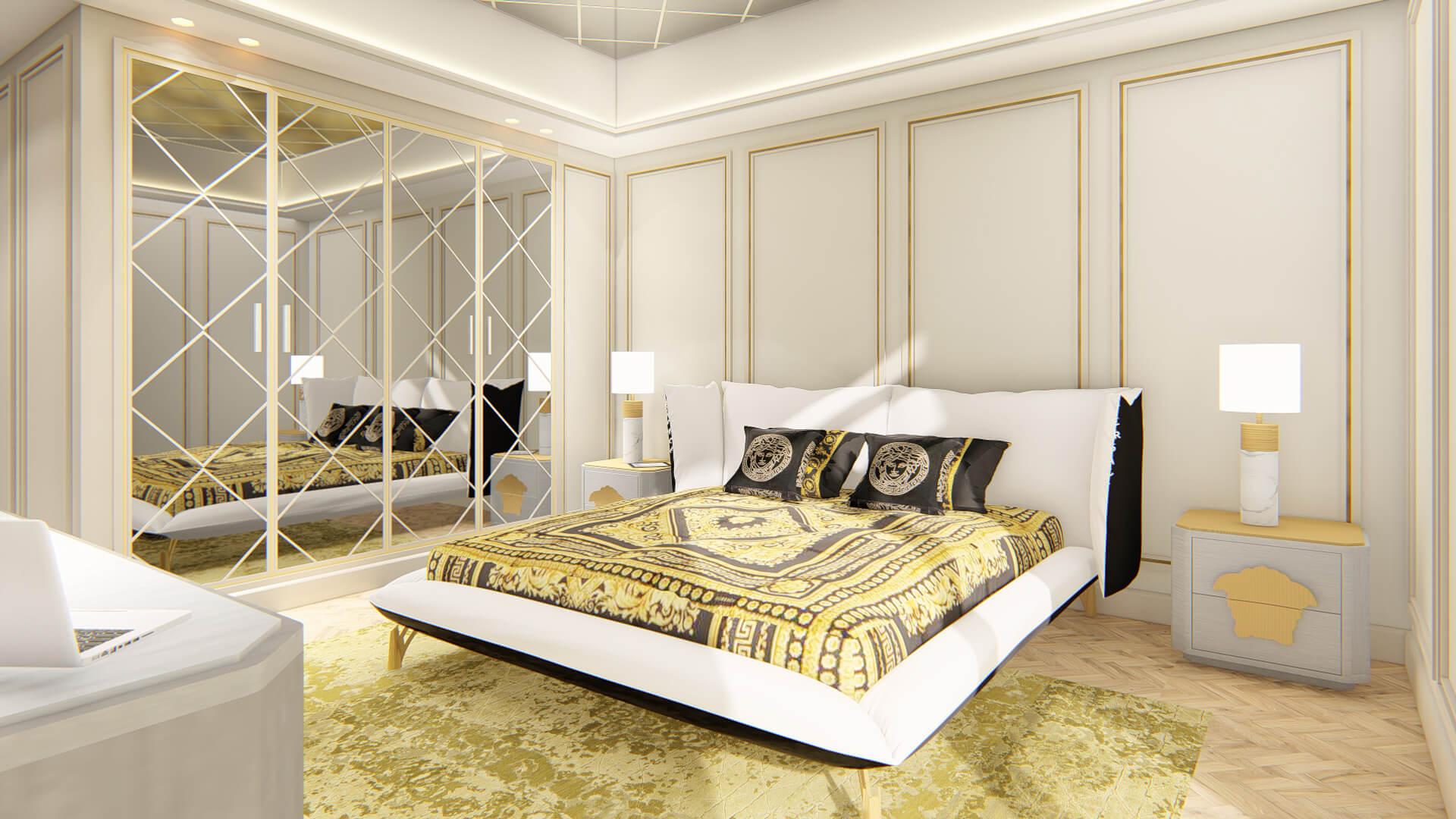 Bluewater Golden House, Dubai