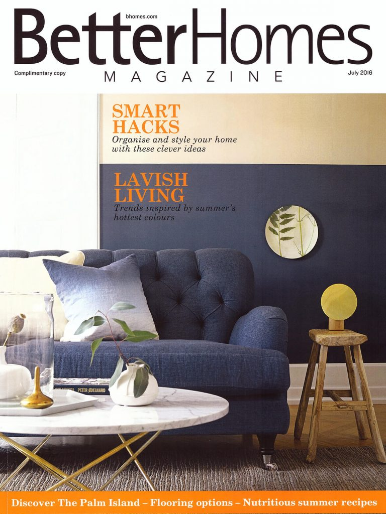 Better Homes-July 2016