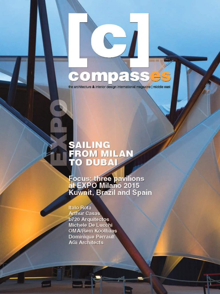 Compasses 23_Cover Marianna Piccolo