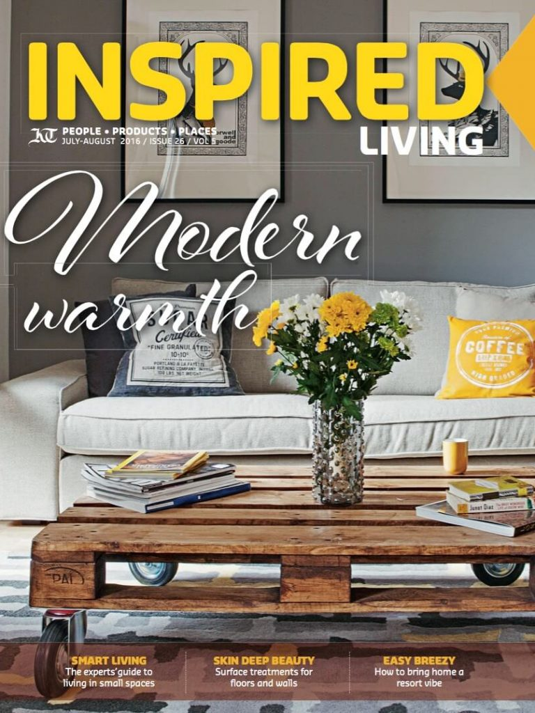 Inspired Living Cover July-Aug